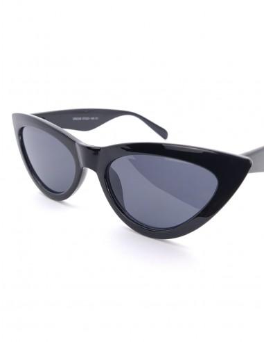 Óculos de Sol Gatinho Triângulo Gatinho Retro 01