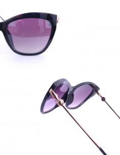 Óculos de Coração Retrô