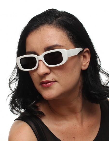 Óculos de Sol Hype Retro Retangular Vintage Proteção UV 10