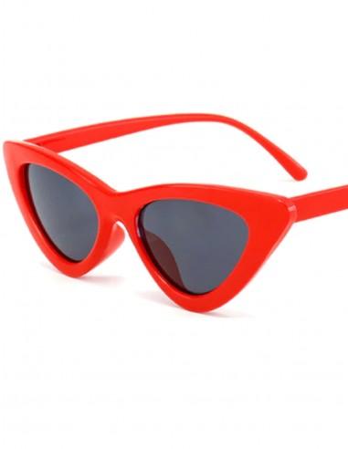 Óculos de Sol Gatinho Triângulo Gatinho Retro