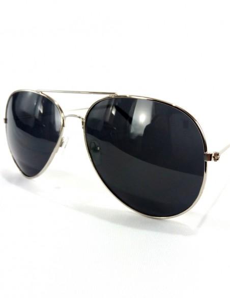 Óculos De Sol Aviador Policial Oval Retro Masculino Feminino