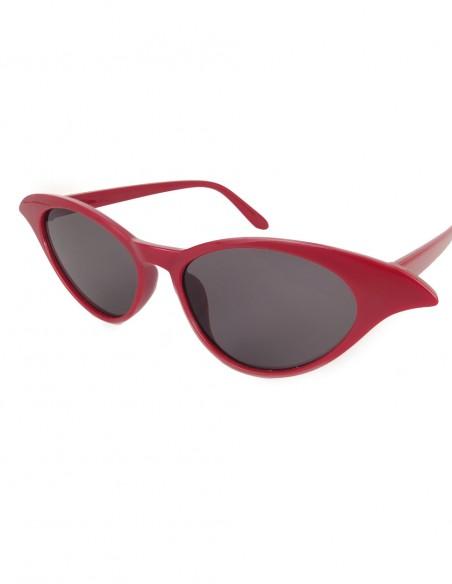 Óculos de Sol Gatinho Retro Vintage Proteção UV 2 21