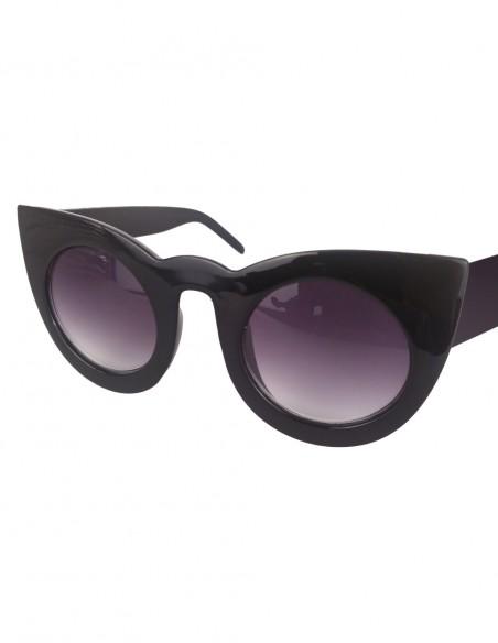 Óculos de Sol Gatinho Retro Vintage Proteção UV 03 01