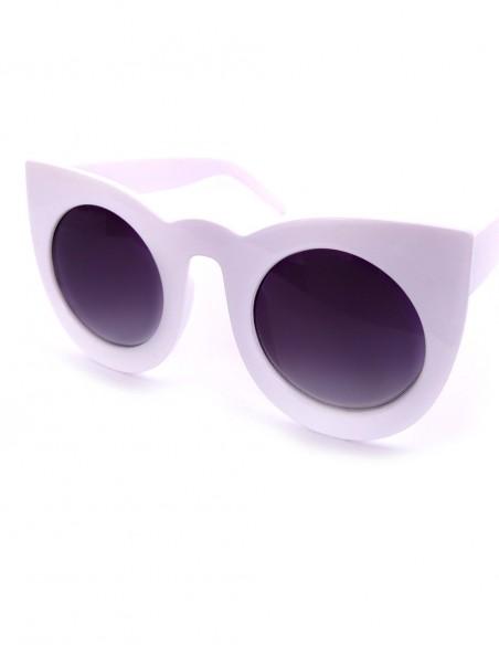 Óculos de Sol Gatinho Retro Vintage Proteção UV 03 21