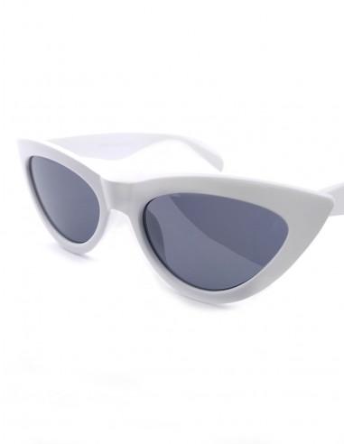 Óculos de Sol Gatinho Triângulo Gatinho Retro 11