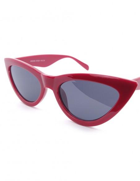 Óculos de Sol Gatinho Triângulo Gatinho Retro 26