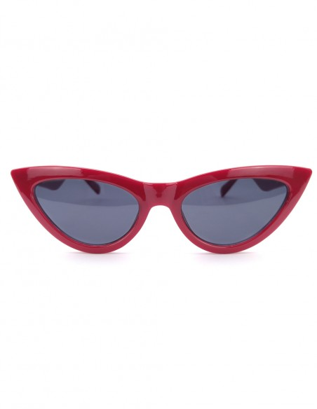 Vestido Xadrez Vintage Vermelho X02
