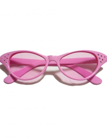 Óculos de Sol Feminino Gatinha Retro Anos 60 Gatinho Vintage